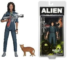 "Alien ripley nostromo combinaison série 4 7"" action figure NECA aliens"