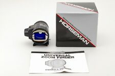 【A- Mint in Box】 Horseman Universal Zoom Finder w/ 6x9 Mask From JAPAN #3133