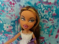 BRATZ SLUMBER PARTY YASMIN 2004 SECOND ISSUE HIGH COLOR FACE AWESOME