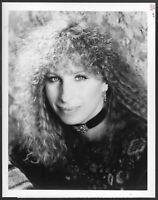 ~ Barbra Streisand Original ABC TV Promo Portrait Photo 20/20 Yentl
