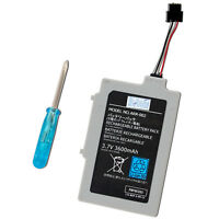 3600mAh 3.7V Rechargeable Battery+Screwdriver For Nintendo Wii U Gamepad WUP-012