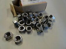 "Hex Nut Fin 188 Stainless Steel 1/2""-13 Qty: 25 Part # 10483 Marine Boat"