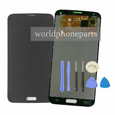 For Samsung Galaxy S5 i9600 G900f LCD Display Touch Screen Digitizer Assembly BK