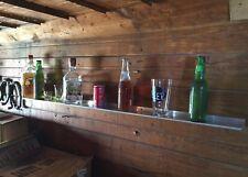 BEER & BAR WALL SHELF - 2 Pack - Craft Brewery / Tap Handle / Beer Making / Wine