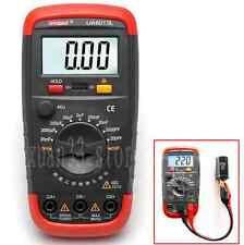 New UA6013L Digital Auto Range Capacitor Capacitance Tester Meter