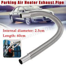 Car Stainless Steel Exhaust Pipe Parking Air Heater Tank Diesel Gas Vent Hose