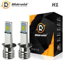 Xenon H1 LED Halogen Headlight Bulbs 6000K Fog Lamps Beam Light 100W Ultra White