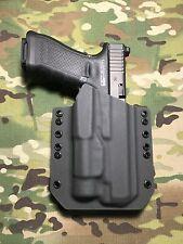 Armor Gray Kydex Light Bearing Holster Glock 34/35 Streamlight TLR-1