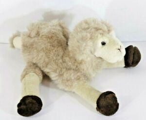 "Russ Berrie & Co. Camel ""Sahara"" Plush 7 1/2"" Stuffed Animal Toy Vintage J2"