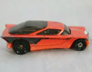 Hot Wheels First Editions 2002-022 Nomadder What Chevy Nomad Double Spoke Loose