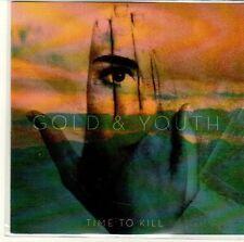 (EQ748) Gold & Youth, Time To Kill - 2013 DJ CD