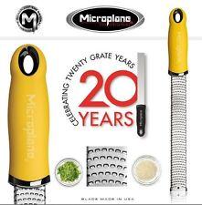 Microplane - Grattugia Serie Premium Classic Gelb