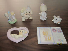 Precious Moments Lot of 6 Nice!