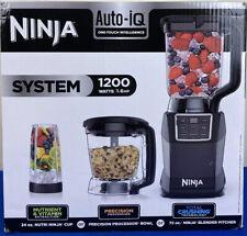 Ninja Auto-IQ BL493 Kitchen System with Auto-iQ Boost NEW