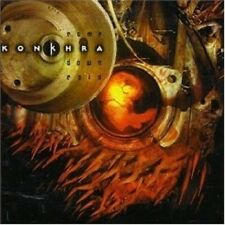 KONKHRA - Come Down Cold CD