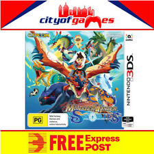 Monster Hunter Stories Nintendo 3DS New In Stock Free Express