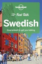 Lonely Planet Fast Talk Swedish Phrasebook *FREE SHIPPING - NEW*