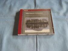 Violin Concerto Violin Romances Nos.1+2 CD Philips 420 348-2 NO MFSL Beethoven