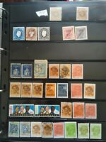 PORTUGAL ANGOLA SMALL COLLECTION OF OLD STAMPS, VERY NICE LOT(2)