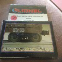 LIONEL Die-cast metal sprung trucks 6-12843