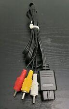 Nintendo SNES N64 GameCube AV Audio Video Wire - 3rd Party!!!