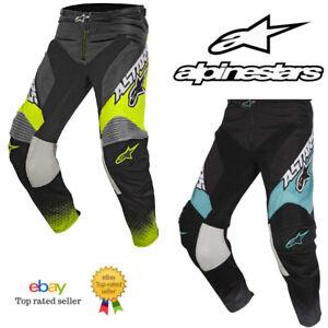Alpinestars Racer Supermatic Pants Trousers Motocross Mx Enduro   UK Seller