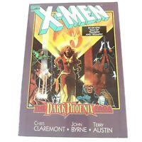 X-Men The Dark Phoenix Saga 1991 Graphic Novel TPB Marvel Comic Book