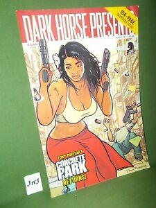 DARK HORSE PRESENTS ISSUE #14 (VOLUME 2 #171) JULY 2012