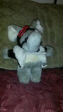 Allentown Toys plush elephant ornament