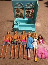 Barbie Vintage Dolls-Ken 1968 Vintage Dolls-60s Era Vintage Jacuzzi (Working)