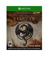 Bethesda The Elder Scrolls Online: Elsweyr (Xbox One)