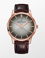 Claude Bernard By Edox Sophisticated Classics Men's Watch 63003.37R.DIR1 Swiss