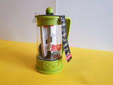 Bodum Brazil 3 cup French Press Coffee Maker 350ml, Lime Green