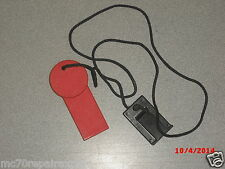Weslo Cadence 200CS Treadmill Safety Key