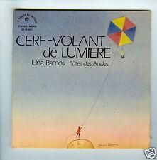 45 RPM EP UNA RAMOS CERF VOLANT DE LUMIERE