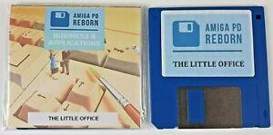 THE LITTLE OFFICE FOR COMMODORE AMIGA 500/500+/600/1200 - AMIGA PD REBORN