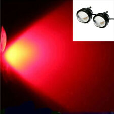 Super Bright Red High Power Eagle Eye Fog Light Fit For Universal Car&motorcycle