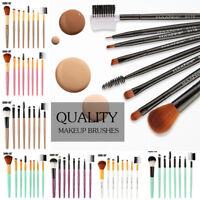 8pcs Ladies Cosmetic Makeup Brush Lip Powder Blusher Eye Shadow Brushes Set Kit