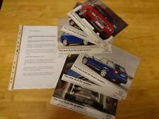2002 AUDI A4 S4 Quattro Paris motor show comunicado de prensa