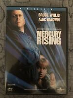 Mercury Rising (widescreen DVD, 1998)