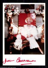 Barbara Cartland (+2000) Top foto ORIG. sign., entre otros, vulnerables amor + G 6463