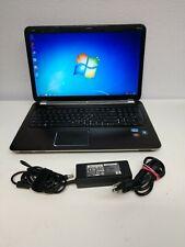HP Pavilion dv7t-6b00 Intel Core i5-2430M 2.40GHz 8GB RAM 500GB HDD Win7+Office