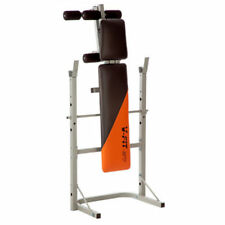 V-Fit BE003 Herculean Folding Gym Weight Training Lifting Workout Bench Home-use