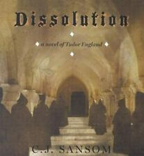 Dissolution (Matthew Shardlake Mysteries), Sansom, C. J., Acceptable Book