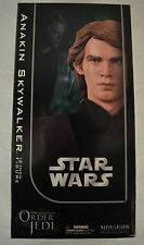 "Star Wars Order Of The Jedi Anakin Skywalker 12"" Action Figure Sideshow New"