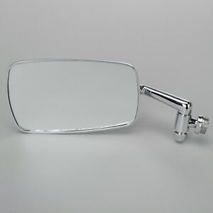 1968-1979 Volkswagen Beetle Convertible LH Chrome Side Rear View Mirror 384539