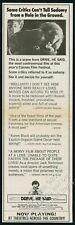1971 Drive He Said movie release vintage print ad
