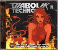 Compilation - Diabolik Techno Vol. 5 - CD - 2004 - Techno Trance Hardstyle