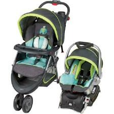 New ListingBaby Stroller/ Newborn Infant Car Seat Travel System Combo Set Foldable Buggy