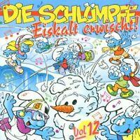 Die Schlümpfe Vol. 12-Eiskalt erwischt! (2000) [CD]